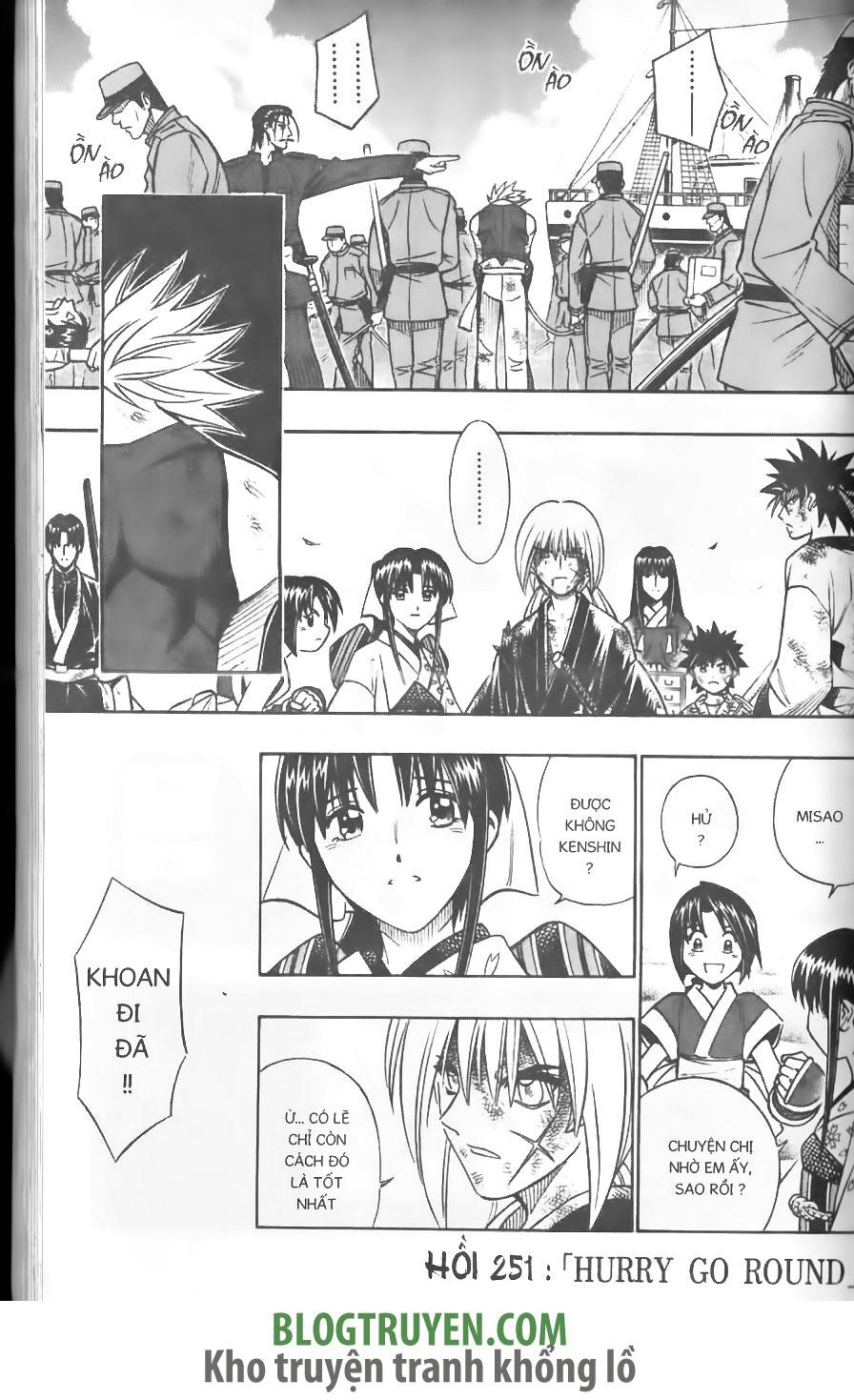 Rurouni Kenshin chap 251 trang 3