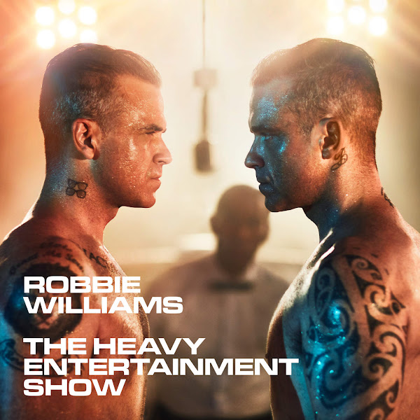 Robbie Williams - The Heavy Entertainment Show Cover