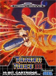 Rom de Thunder Force 3 - Mega Drive - PT-BR
