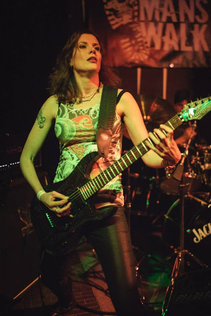 Ladies of Metal: Petra Guijt (Dead Man's Walk),Ladies of Metal, Petra Guijt, Dead Man's Walk