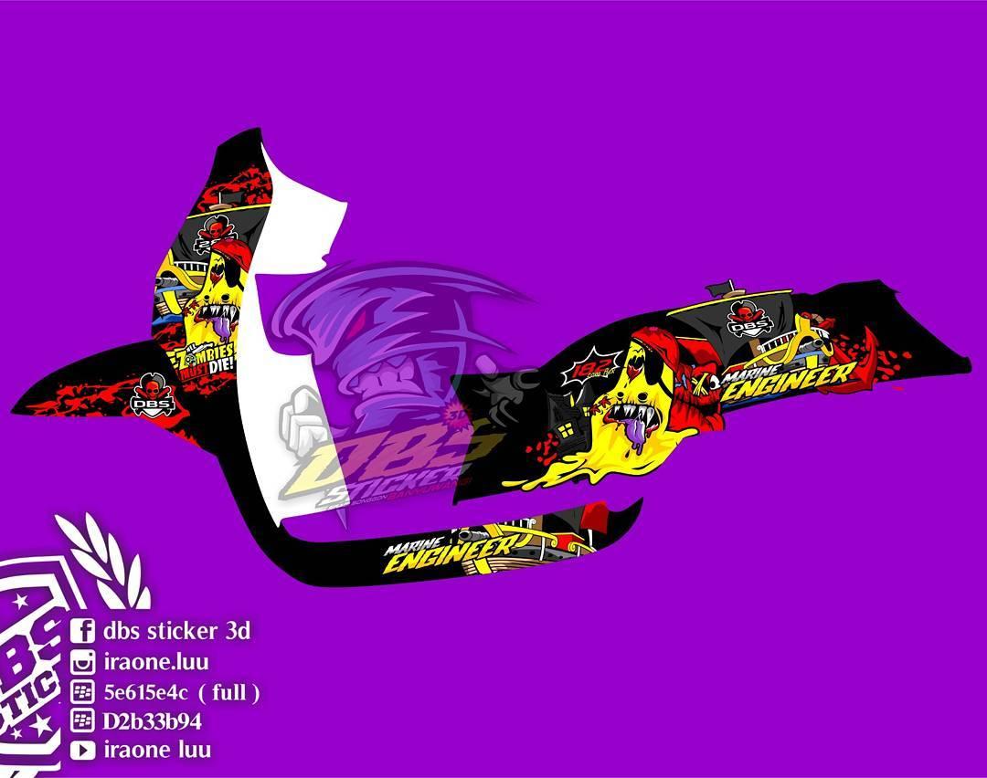 Gambar Motor Scoopy Lucu Stylecustom