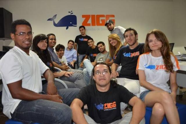 Equipe do Zigg Downloads em Teresina