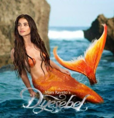 Dyesebel, Mars Ravelo, television programs, ABS-CBN, Anne Curtis