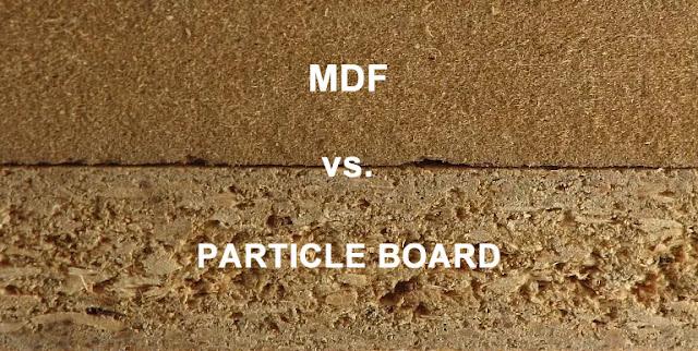 partikel board