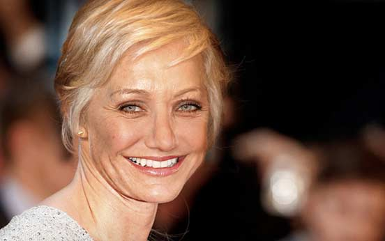 ProBuzzer: How these celebrities may look in the future ...Cameron Diaz Age