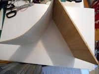 Encuadernacion de tornillos de madera