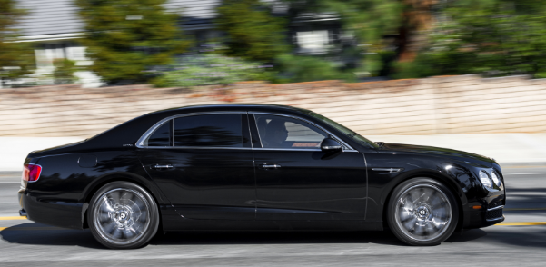 2015 Bentley Flying Spur V-8 Review