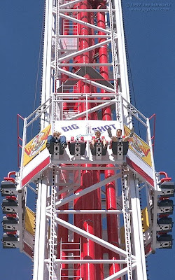 Big Shot - Stratosphere - Las Vegas