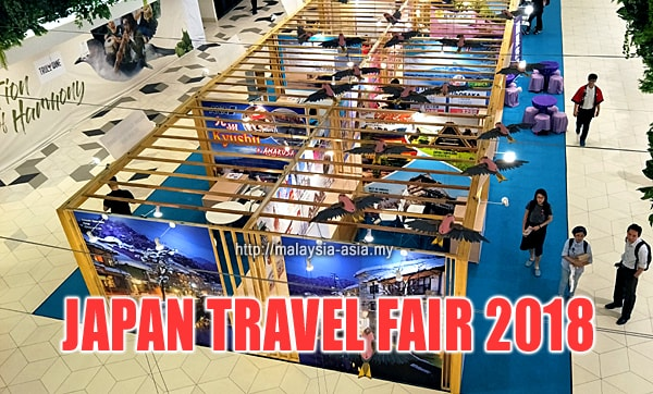 Malaysia Japan Travel Fair 2018