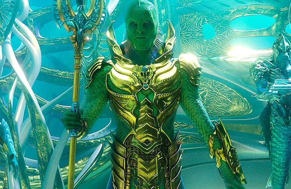 """Rei Pescador é revelado em nova imagem de """"Aquaman"""""""
