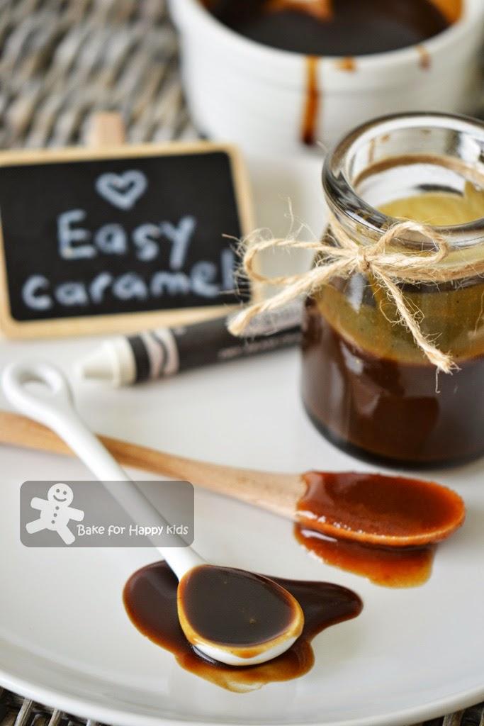 easy vs no cream salted caramel sauce