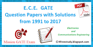 Gate Solved Papers For Electronics And Communication Pdf