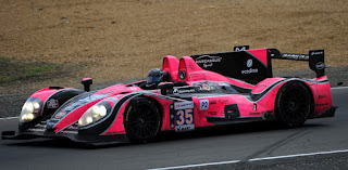 Oak Racing Morgan Nissan n°35 B.R.M