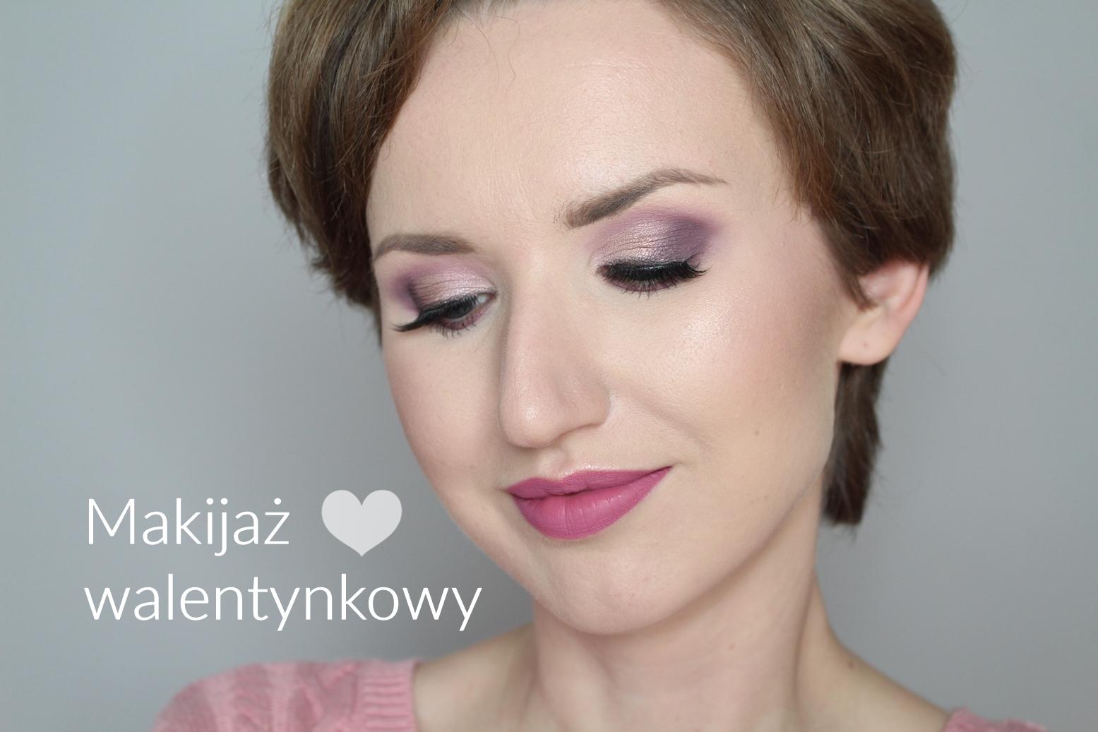 makijaż-walentynkowy-walentynki-makeup-valentines-day