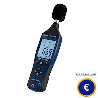 Sound Level Meter PCE-322A ( Alat Ukur Kebisingan Suara ) Tlp : 08128222998