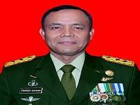Mayor Jenderal TNI Fransen G. Siahaan