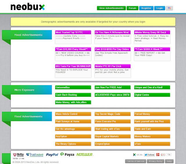Image result for neobux