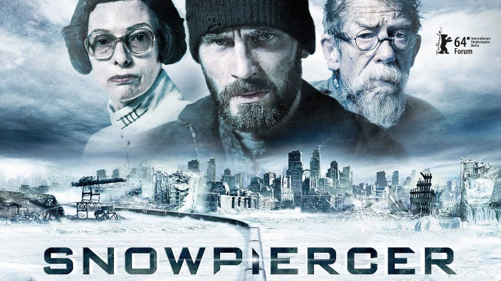 Snowpiercer - Ordered to Series by TNT