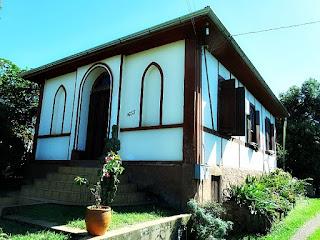 Primeira Igreja Evangélica, Forquetinha (RS)