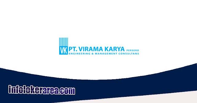 Lowongan Kerja BUMN PT Virama Karya Untuk STM D3 S1
