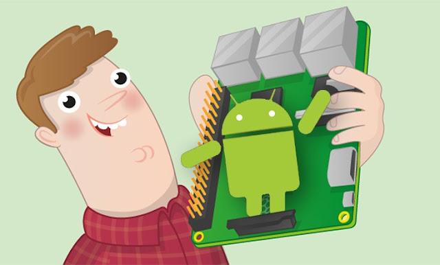 أندرويد سيدعم رسميا كمبيوتر Raspberry Pi 3