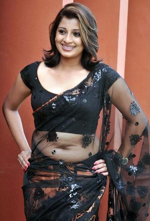 actresss nadeesha hemamali hot black saree photos heroinesimages
