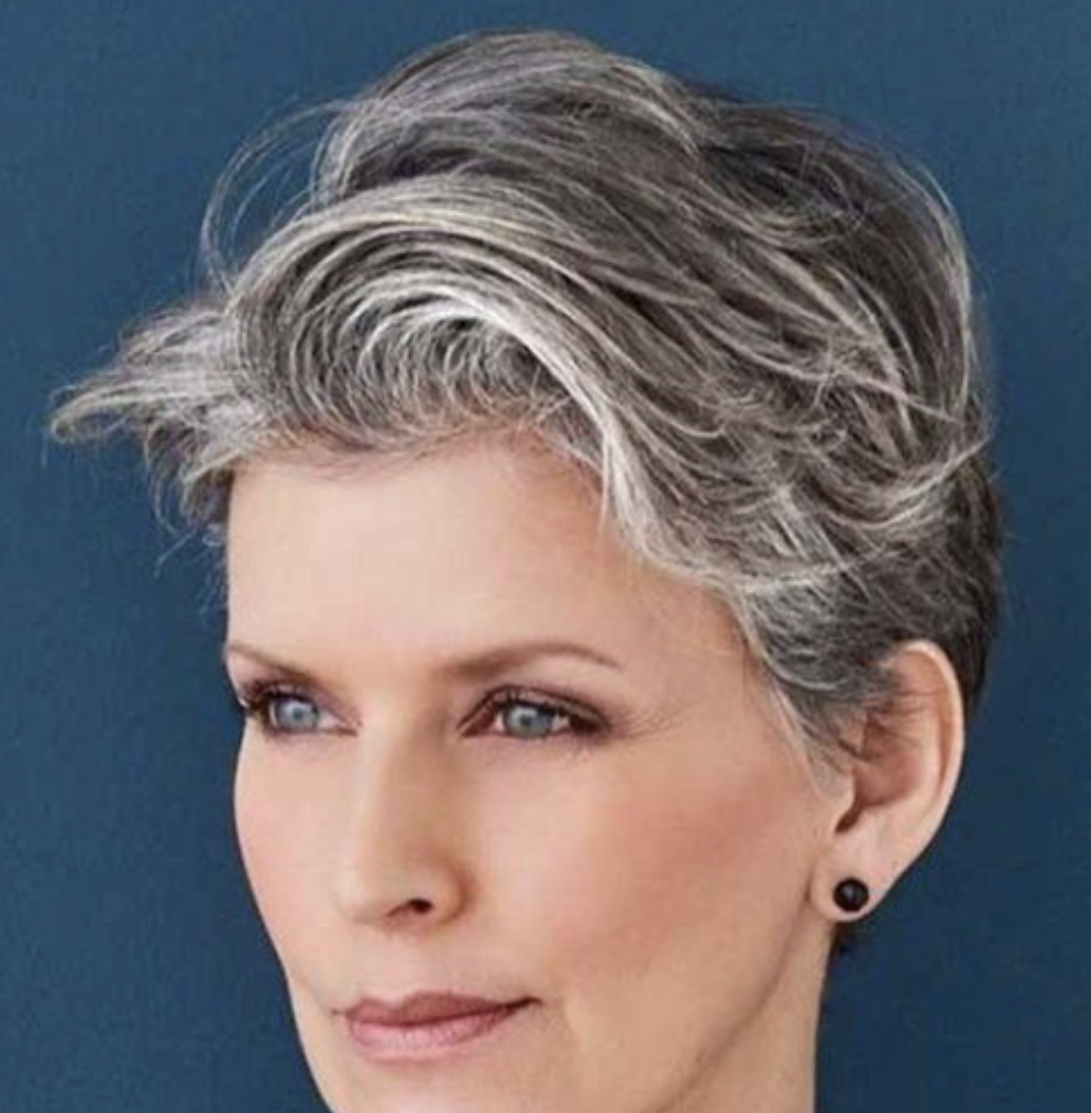 50 Best Short Pixie Haircuts For Older Women 2019