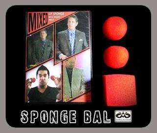 tOKO SULAP JOGJA SPONGE BALL