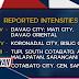 Davao Oriental, niyanig ng 6.4 magnitude na lindol