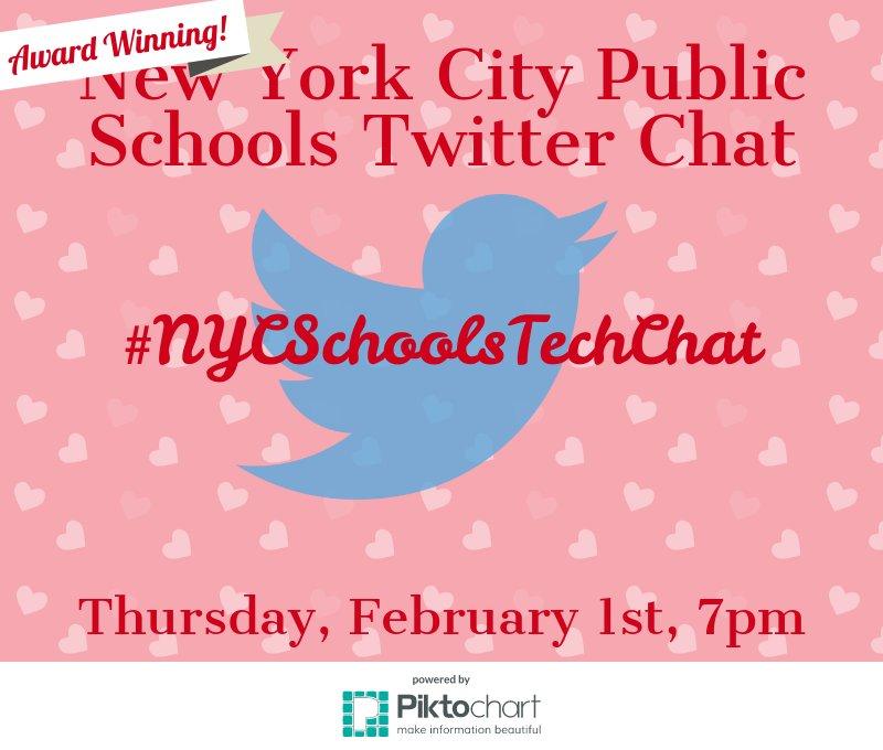 Lisa Nielsen: The Innovative Educator: #NYCSchoolsTechChat ...