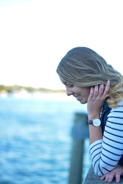 how to wear daniel wellington watches