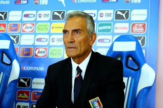 Gravina insists Mazzoleni officiated perfectly