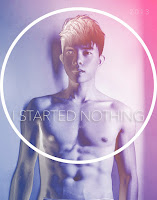I Started Nothing e-photobook