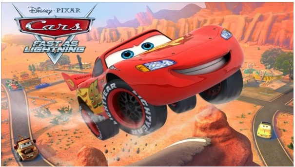 Cars: Fast As Lightning v1.3.4D Mod Apk (Unlimited Money)