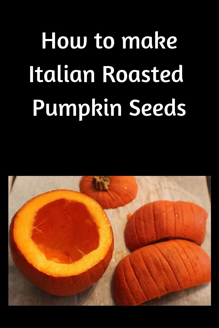 how to make roasted pumpkin seeds with raw pumpkin