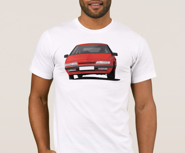 Citroen XM t-shirts and gifts