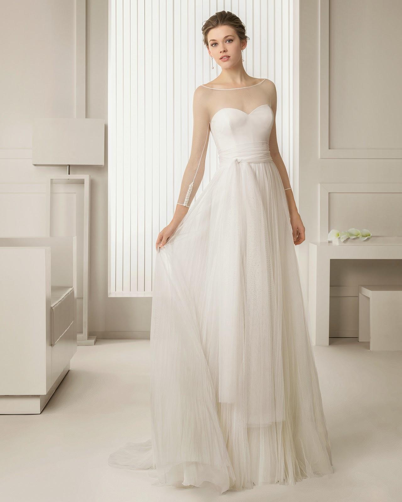35bb3f5d78 Guía tipos de telas de Vestidos de Novia (parte II)