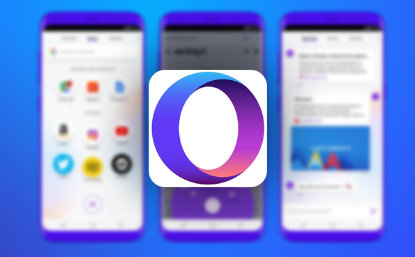 Download Opera Touch