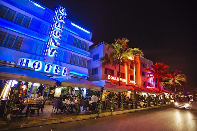 Noite em Miami