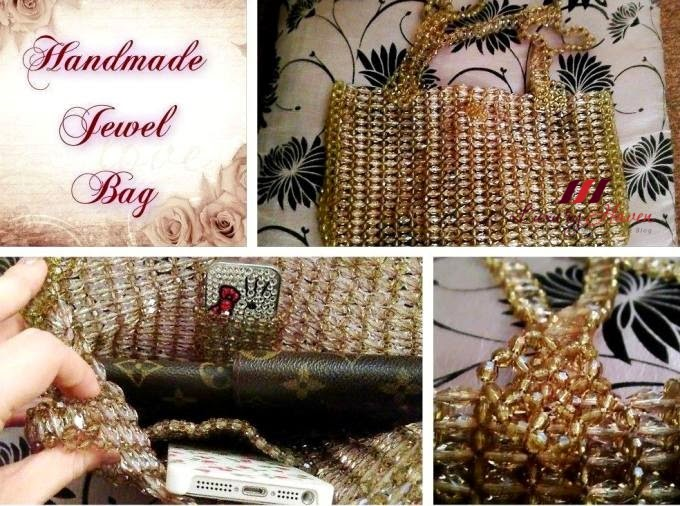 mothers day handmade bead bags handicrafts