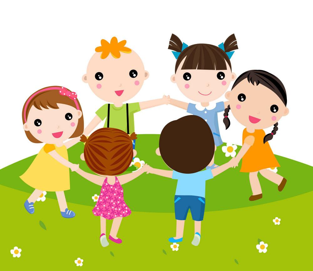 Галстуков, картинка дружбы для детей