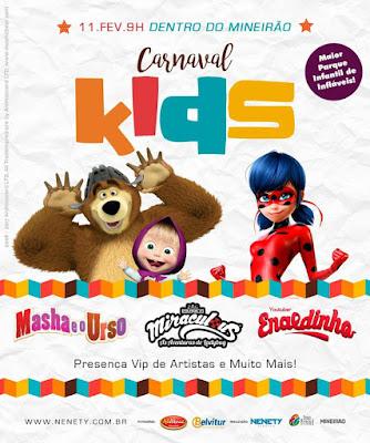 Carnaval kids Bh