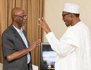 Oyegun and Buhari