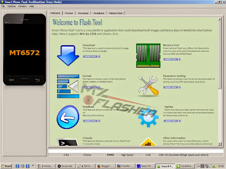 SP FLASH TOOL V.5.1416.00 UNTUK FLASH MTK