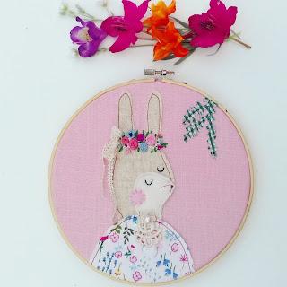 Portret panny króliczej