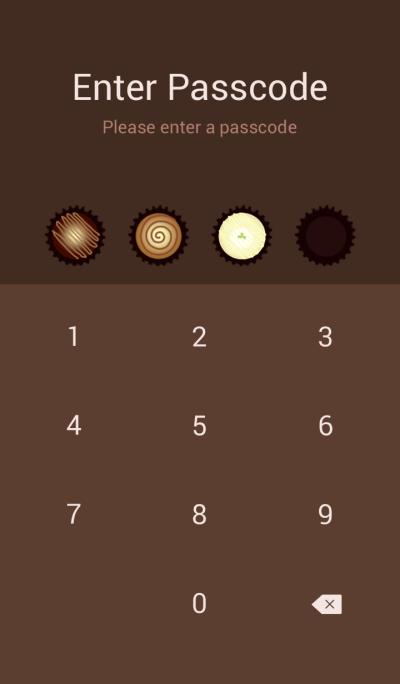 Bonbon au chocolat :E