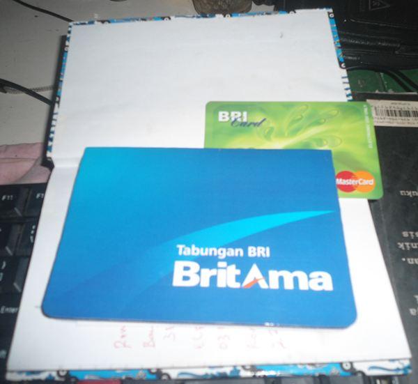 Penggantian Kartu ATM BRI
