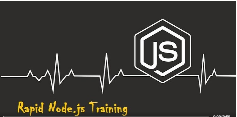 50% off Rapid Node.js Training