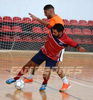 Fútbol-sala Don Palpie Aranjuez