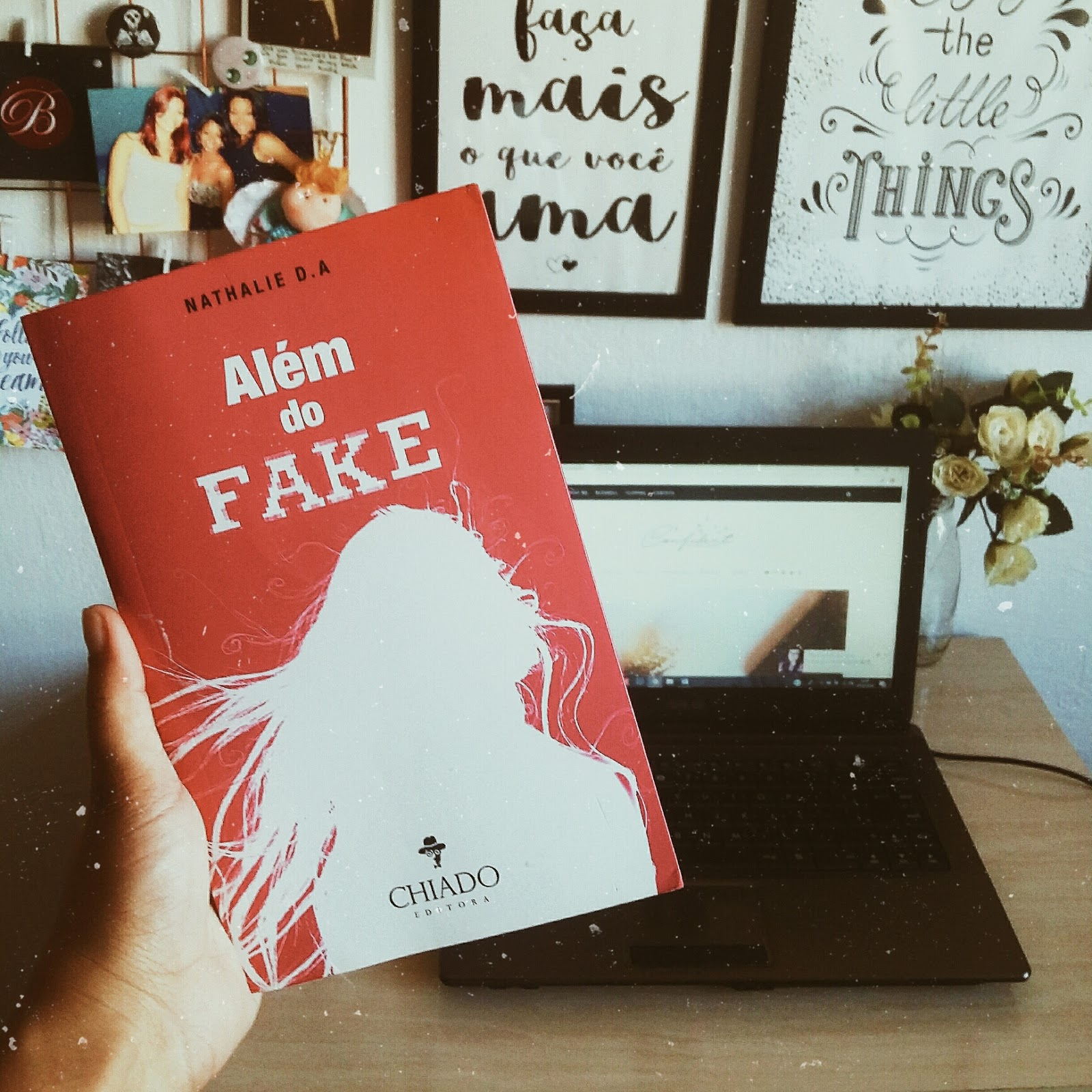 ALÉM DO FAKE - NATHALIE D. A | BLOG CONFIDENT POR LETÍCIA CAETANO